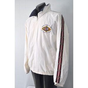 Vintage Super Bowl XXXII Jacket Coat Pro Layer